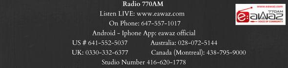 Free Best Hindi, Punjabi, Indian Online AM Radio Station in Toronto